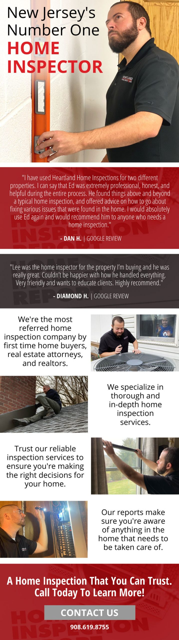 Number One In Home Inspectors! 3