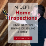In-Depth Home Inspections!